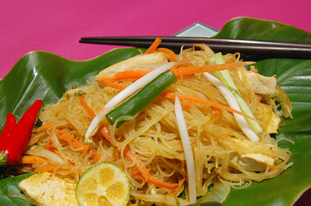 Singapore Noodle Picture on Singapore Curry Rice Noodle